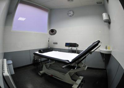 10 Salas Tratamiento